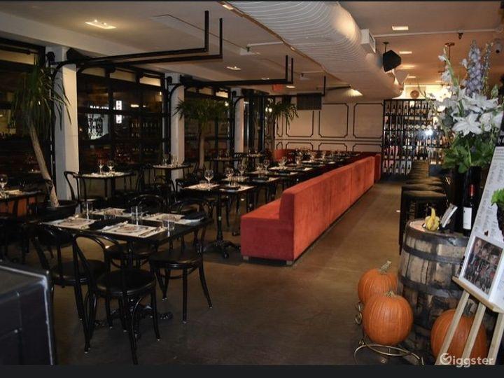 Modern High End Italian Restaurant in NY Photo 4