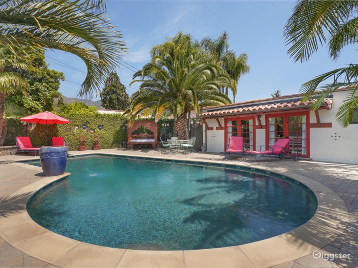 Spanish Pool Oasis Photo 5