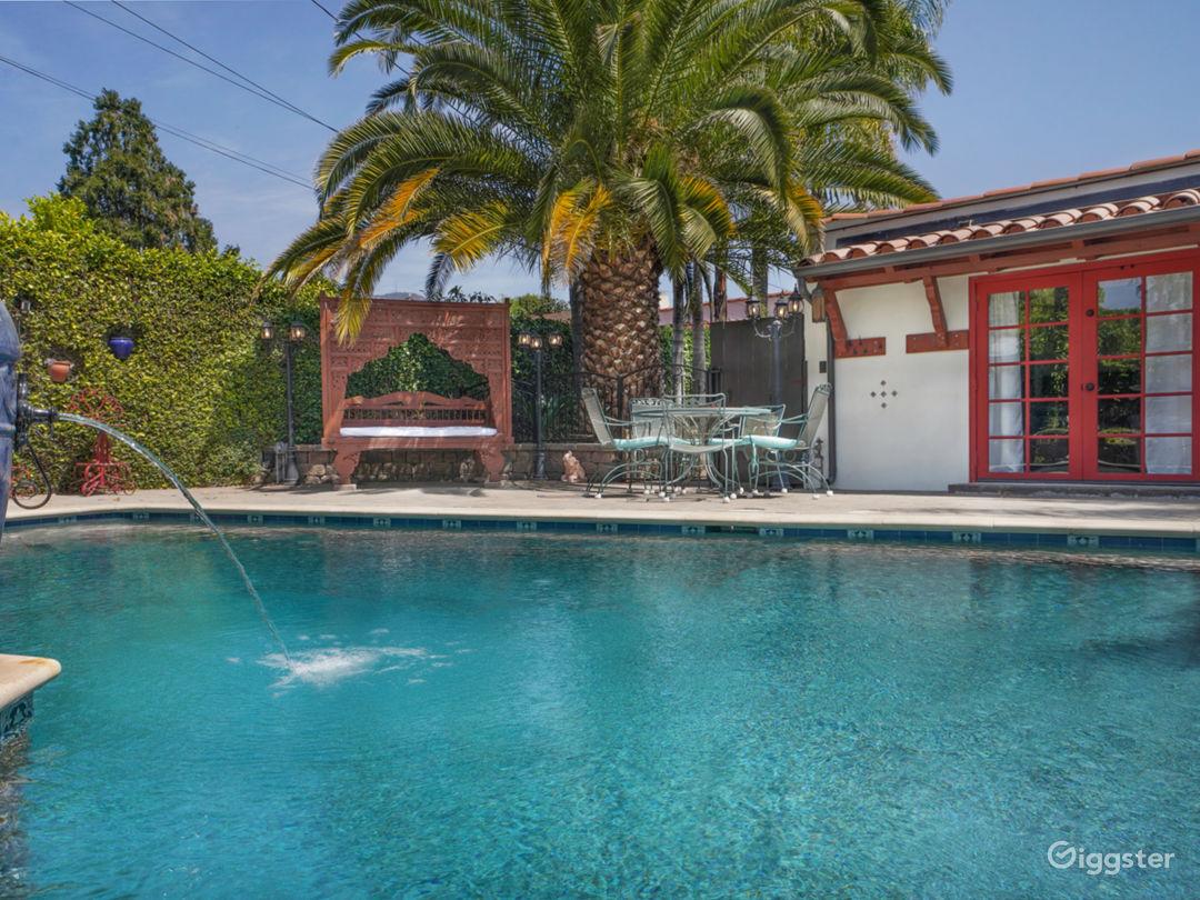 Spanish Pool Oasis Photo 1