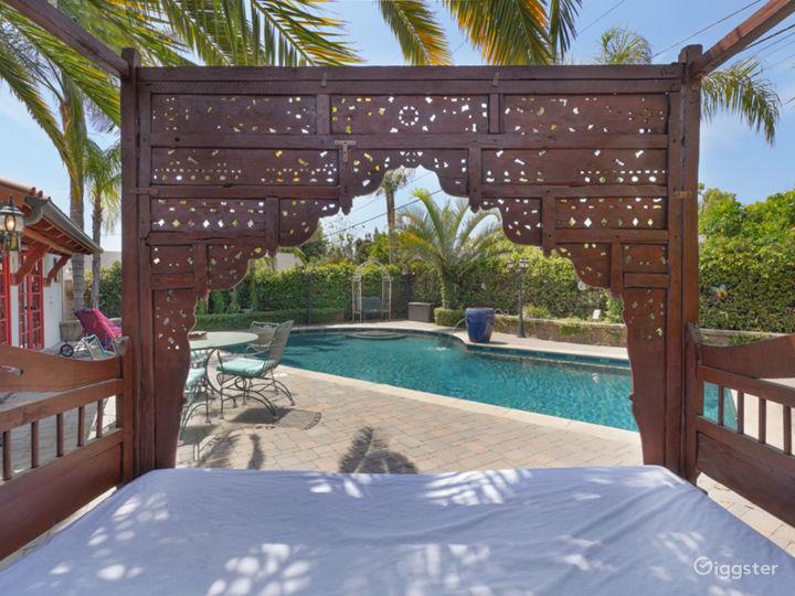 Spanish Pool Oasis Photo 4