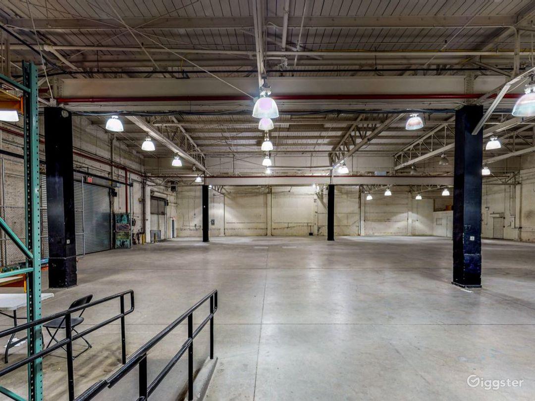 Franklin Warehouse Photo 2
