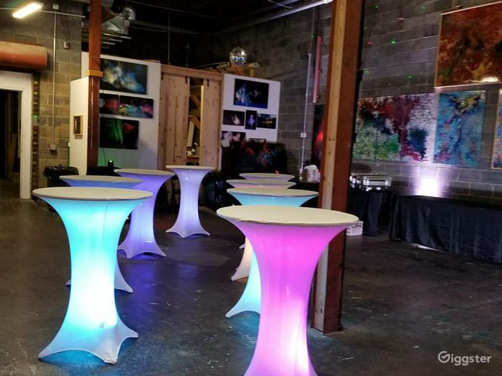 Spacious Studio for any Events in VA Photo 4