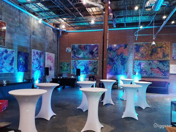 Spacious Studio for any Events in VA Photo 2