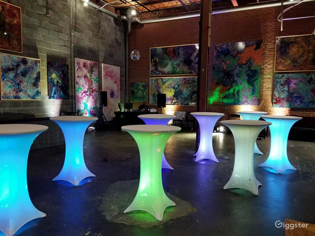 Spacious Studio for any Events in VA Photo 1