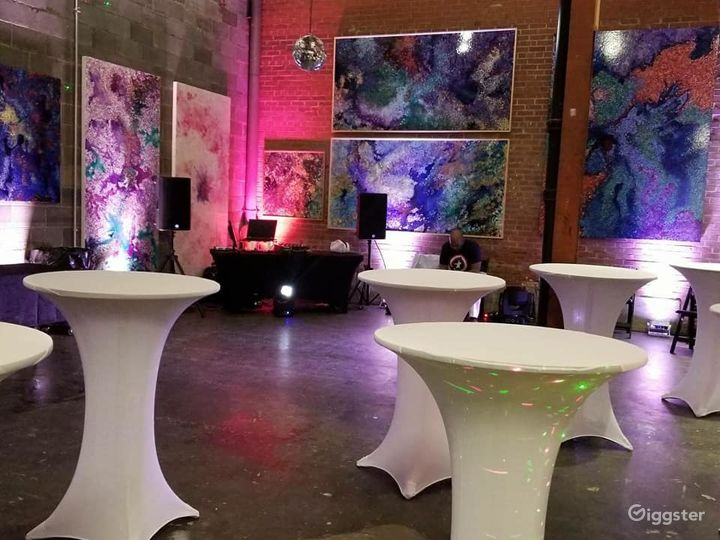 Spacious Studio for any Events in VA Photo 3