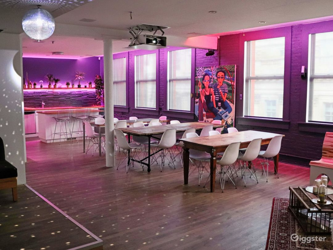 Soho Designer Loft Showroom - Amazing Light/Views Photo 3