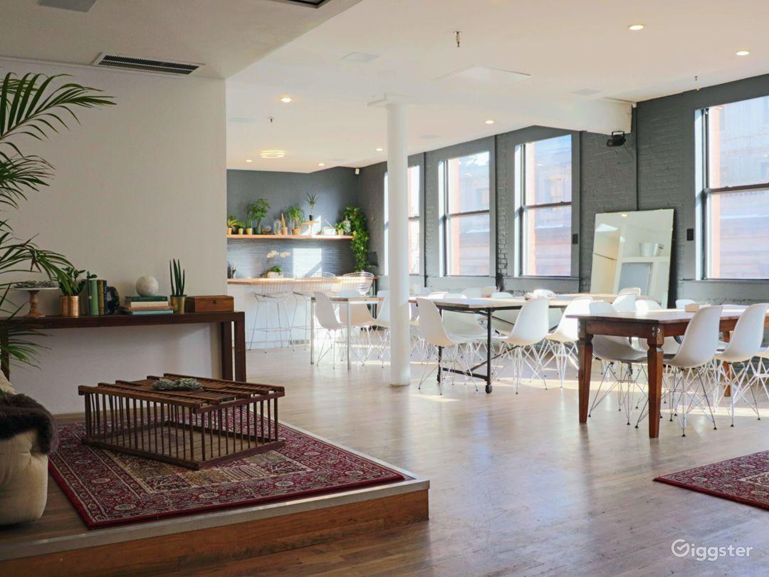 Soho Designer Loft Showroom - Amazing Light/Views Photo 1