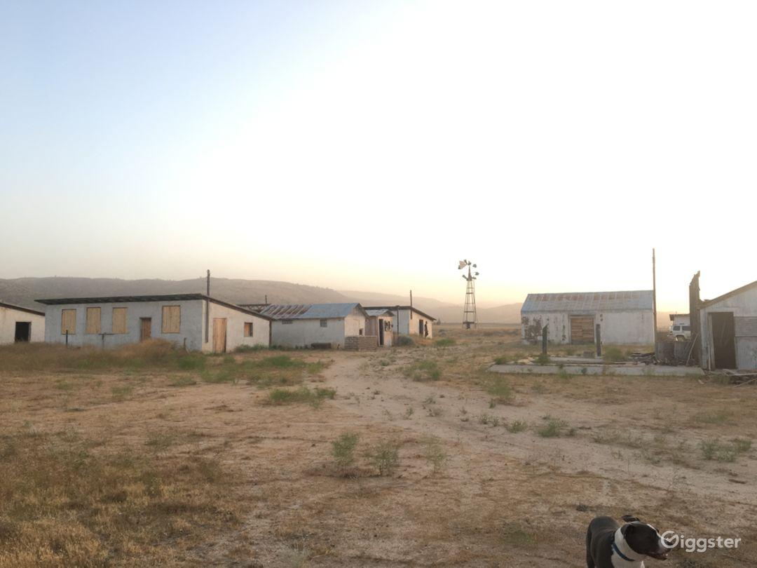 Desert Ranch - Poppy Reserve adjacent Photo 1