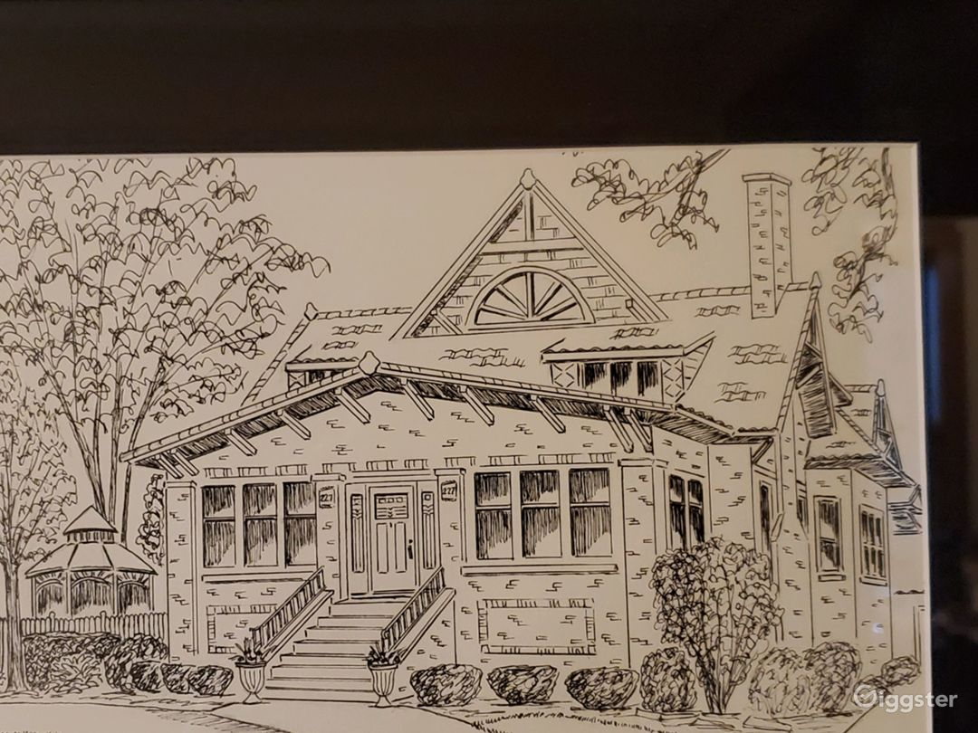 Sketch of Front