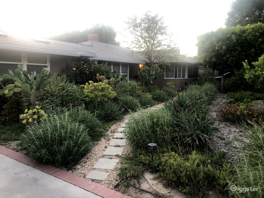 1950 s ranch house with a huge yard, pool, garden Photo 1