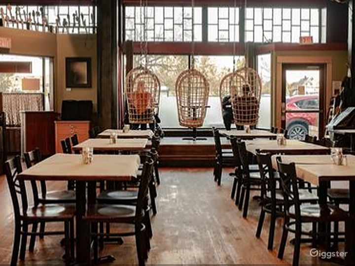 Radiant RestoBar with Innovative Dining Experience in Portland