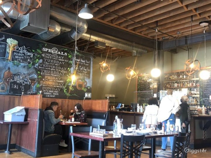 Radiant RestoBar with Innovative Dining Experience in Portland  Photo 5