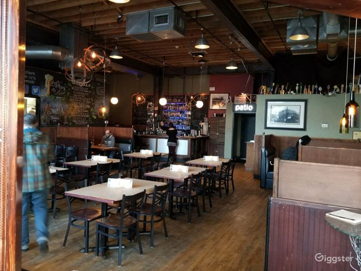 Radiant RestoBar with Innovative Dining Experience in Portland  Photo 2