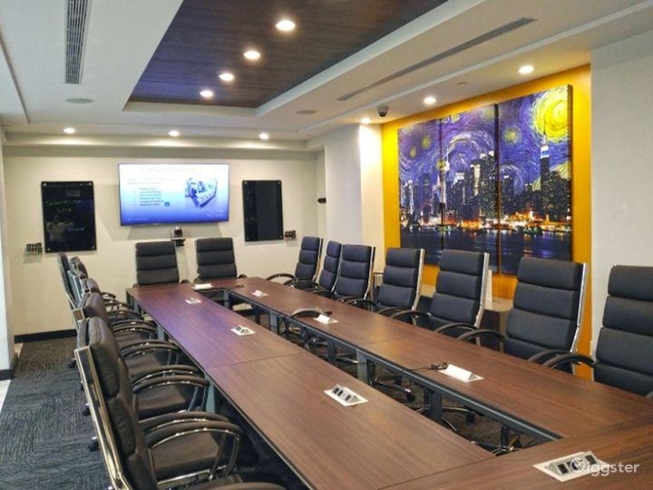 Grand Central Board Room Photo 4