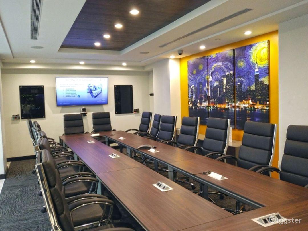 Grand Central Board Room Photo 1