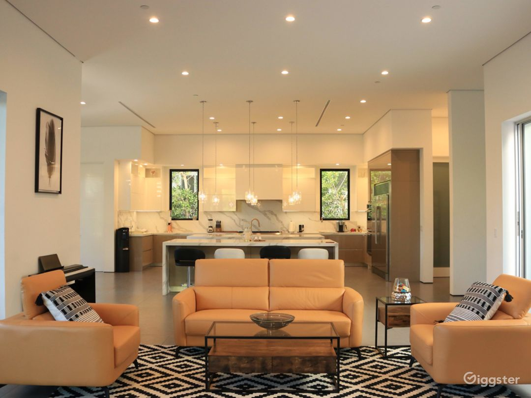 Extraordinary Modern House for Any Events Photo 1