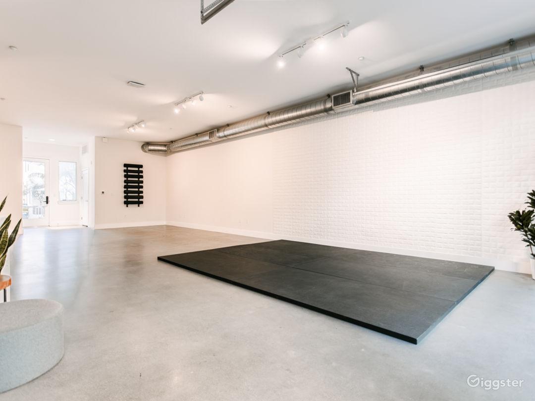 Creative Studio - Filming & Fitness space  Photo 1
