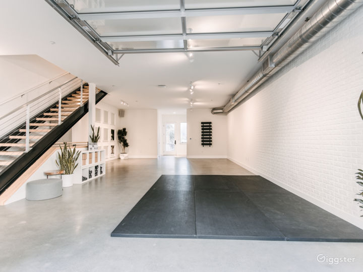 Creative Studio - Filming & Fitness space  Photo 2