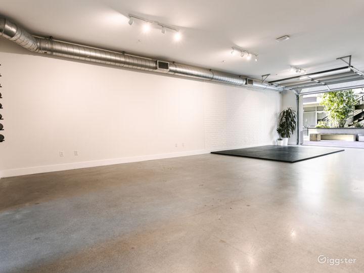 Creative Studio - Filming & Fitness space  Photo 4