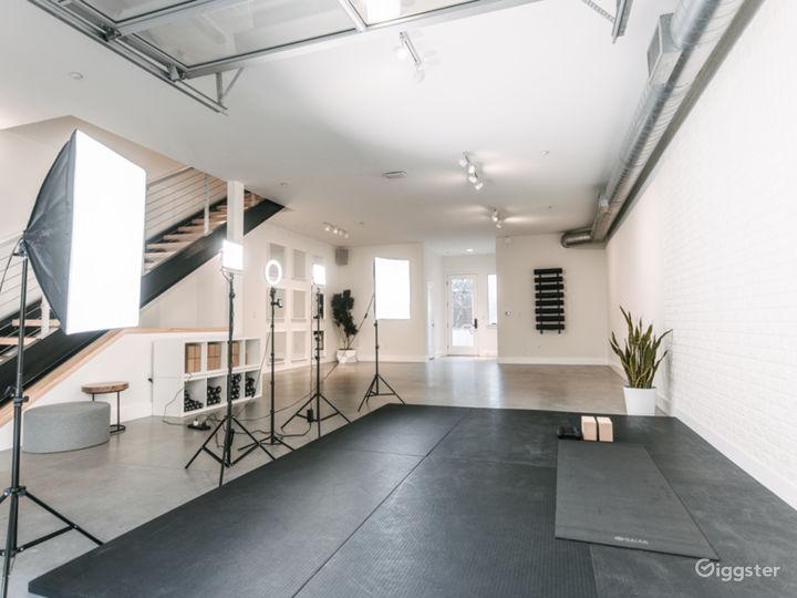 Creative Studio - Filming & Fitness space  Photo 5