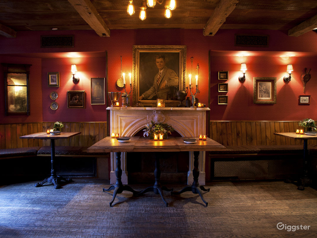 The Abingdon Room