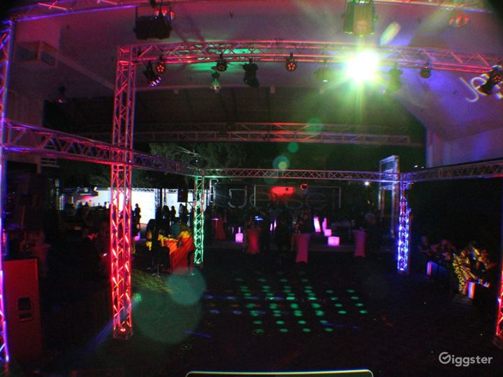 Jetset Party Hangar Photo 4