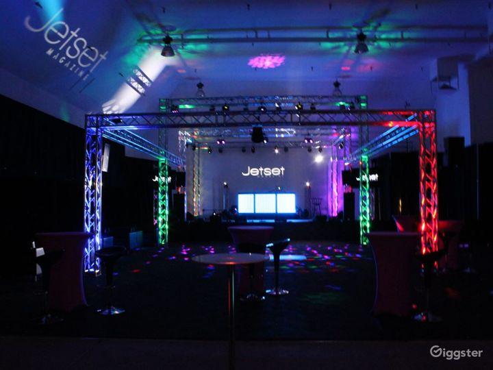 Jetset Party Hangar Photo 3