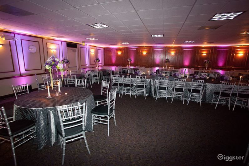 Large Hall for Your Celebrations Photo 1