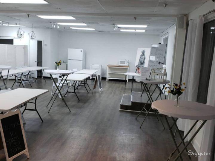 Airy and Comfortable Venue in Atlanta Photo 2