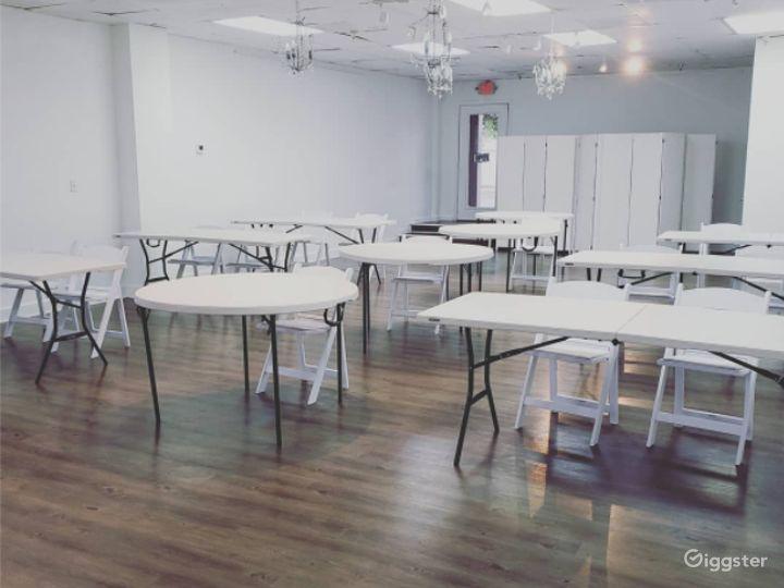 Airy and Comfortable Venue in Atlanta Photo 5