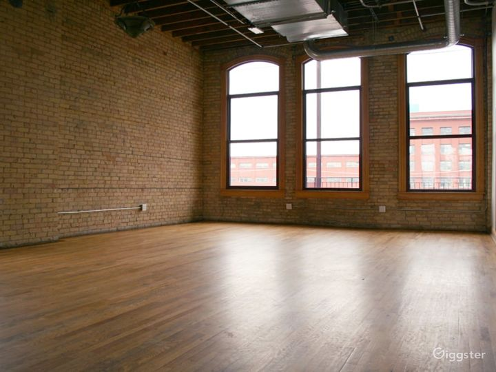 Light and Stylish Room in Minneapolis Photo 2