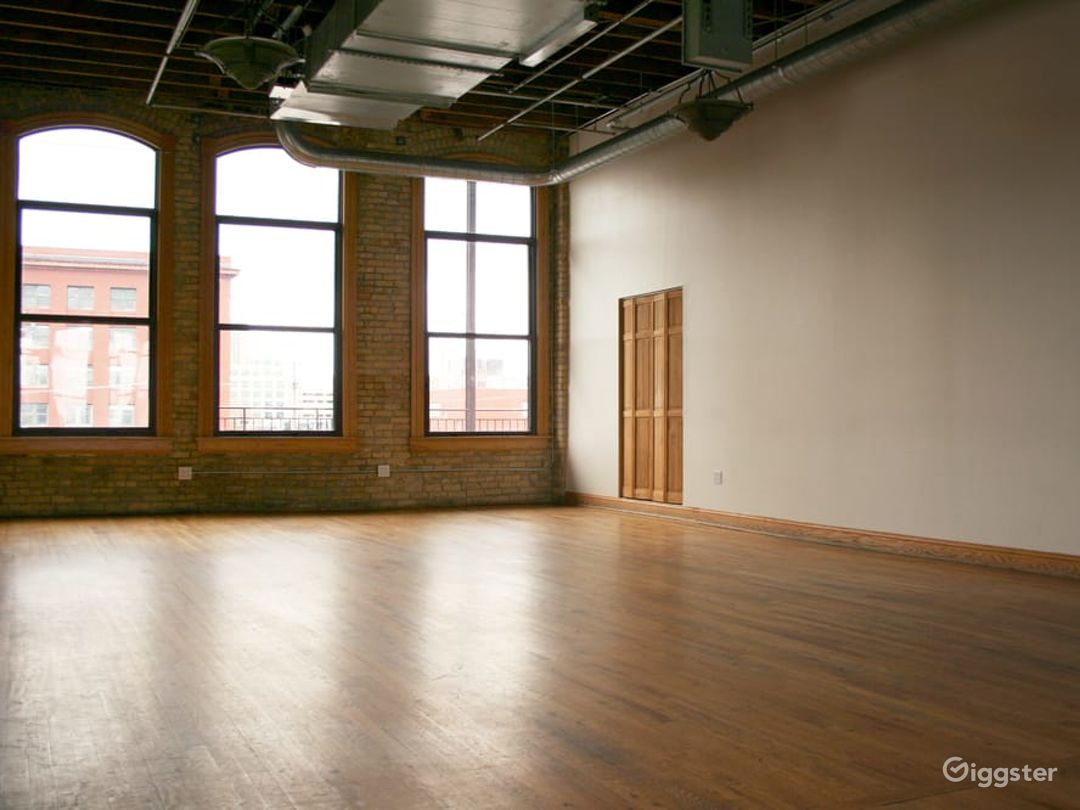 Light and Stylish Room in Minneapolis Photo 1