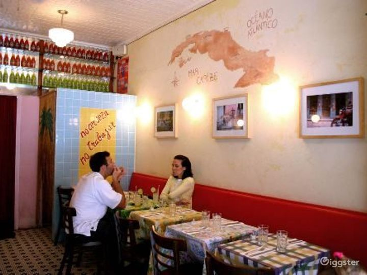 Cuban restaurant: Location 4108 Photo 3