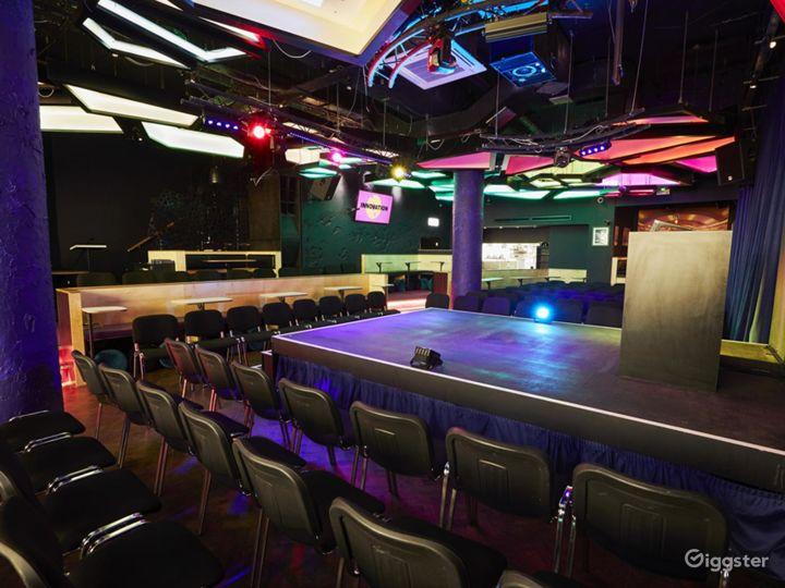 Modern Bingo Hall in London  Photo 5