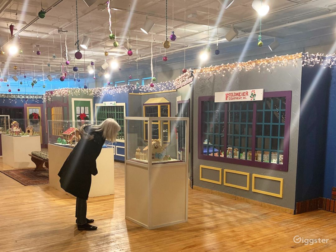 Museum Event Space in Weighlock Gallery Photo 1