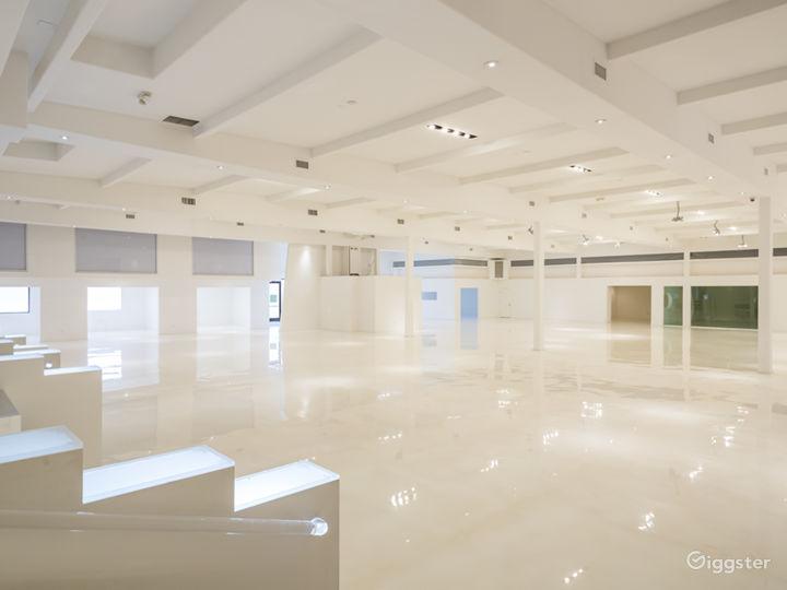 Mega White Warehouse & Office