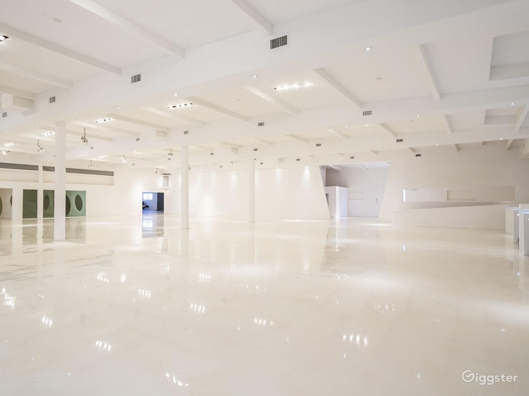 Mega White Warehouse & Office Photo 3