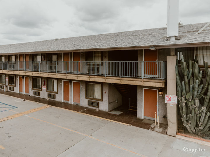 Motel For Filming