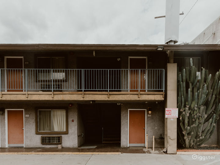 Motel Facade