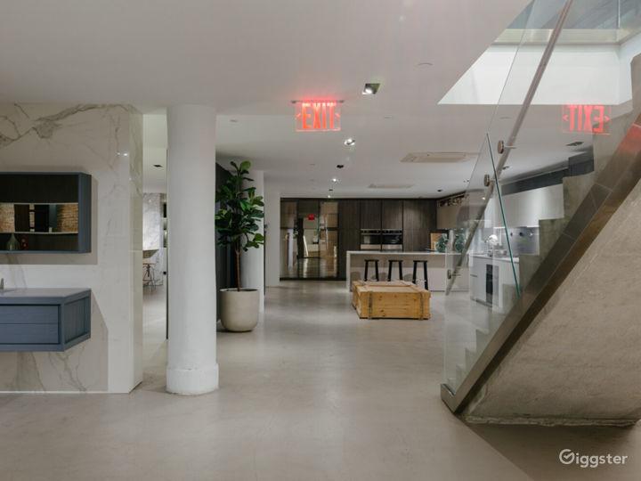 Chelsea 8,000 sq/ft Striking Flexible Showroom Photo 5