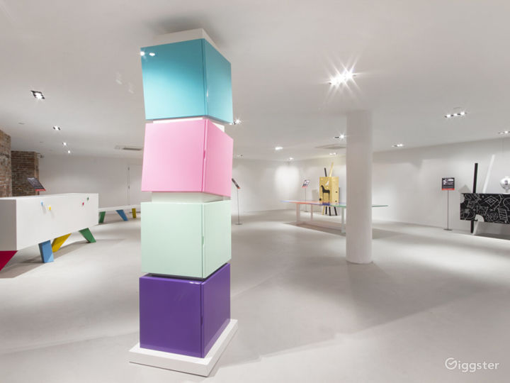 Chelsea 8,000 sq/ft Striking Flexible Showroom Photo 4