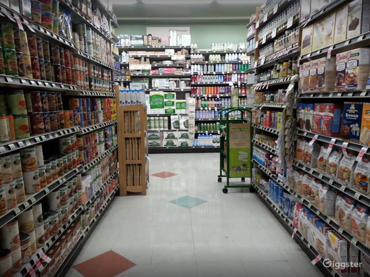 Spacious Health Food Store Perfect for Photoshoots and Productions in Santa Barbara Photo 4