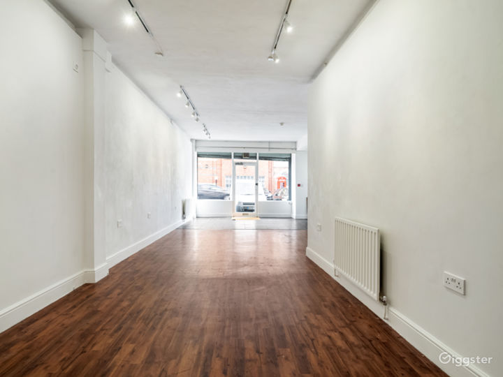 Bright and Versatile Gallery and Event space in London Photo 4