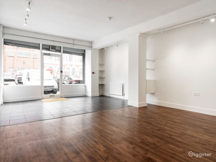 Bright and Versatile Gallery and Event space in London Photo 3