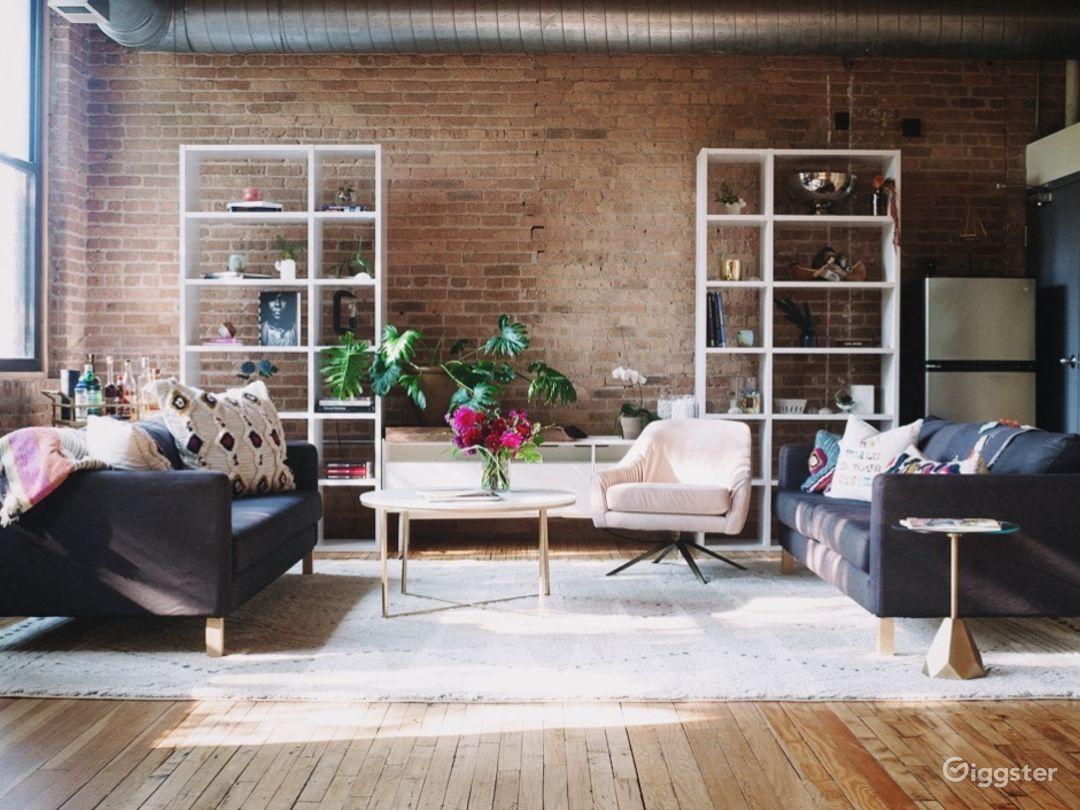 Spacious Creative Loft for Production Photo 1