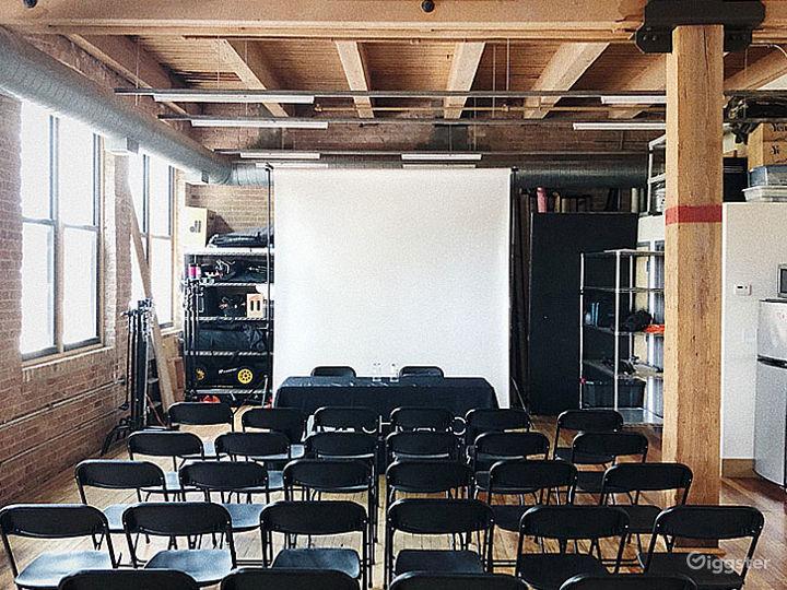 Spacious Creative Loft for Production Photo 4
