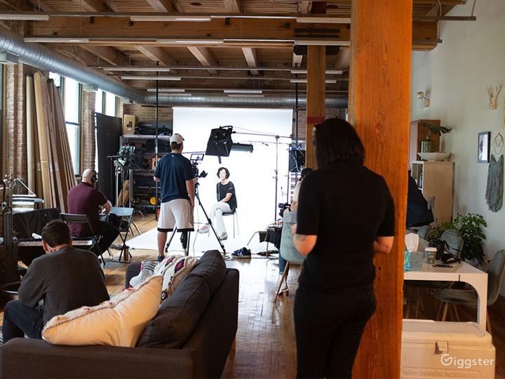 Spacious Creative Loft for Production Photo 5