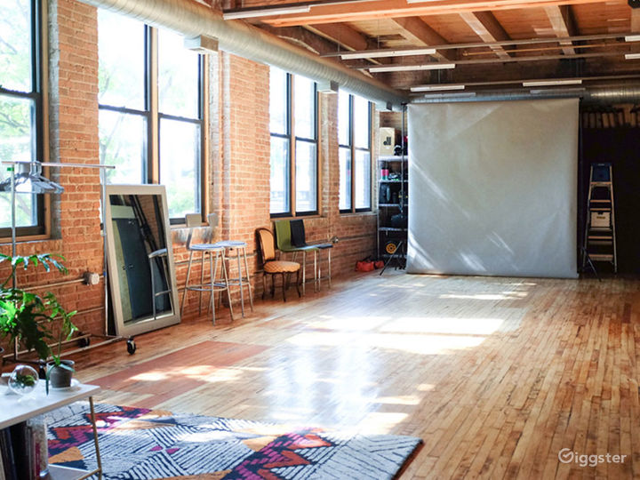 Spacious Creative Loft for Production Photo 3