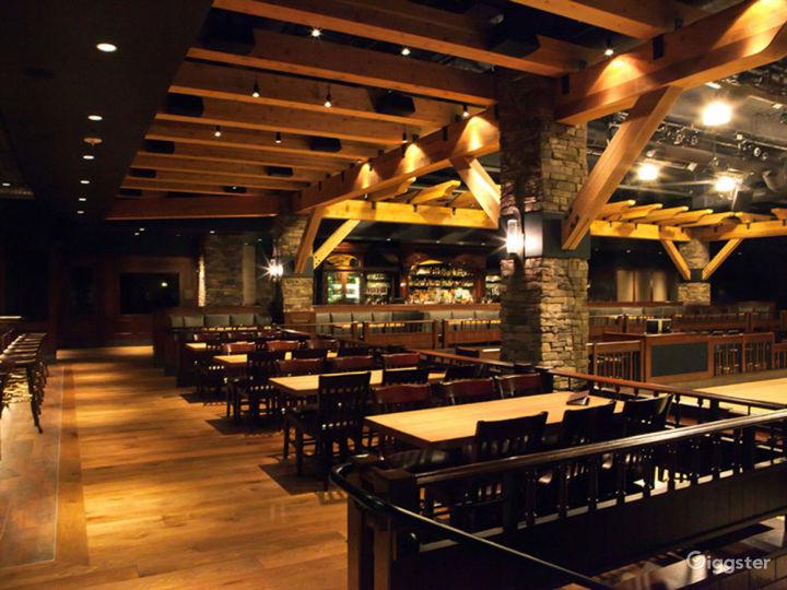 Fantastic Saloon Room in Anaheim