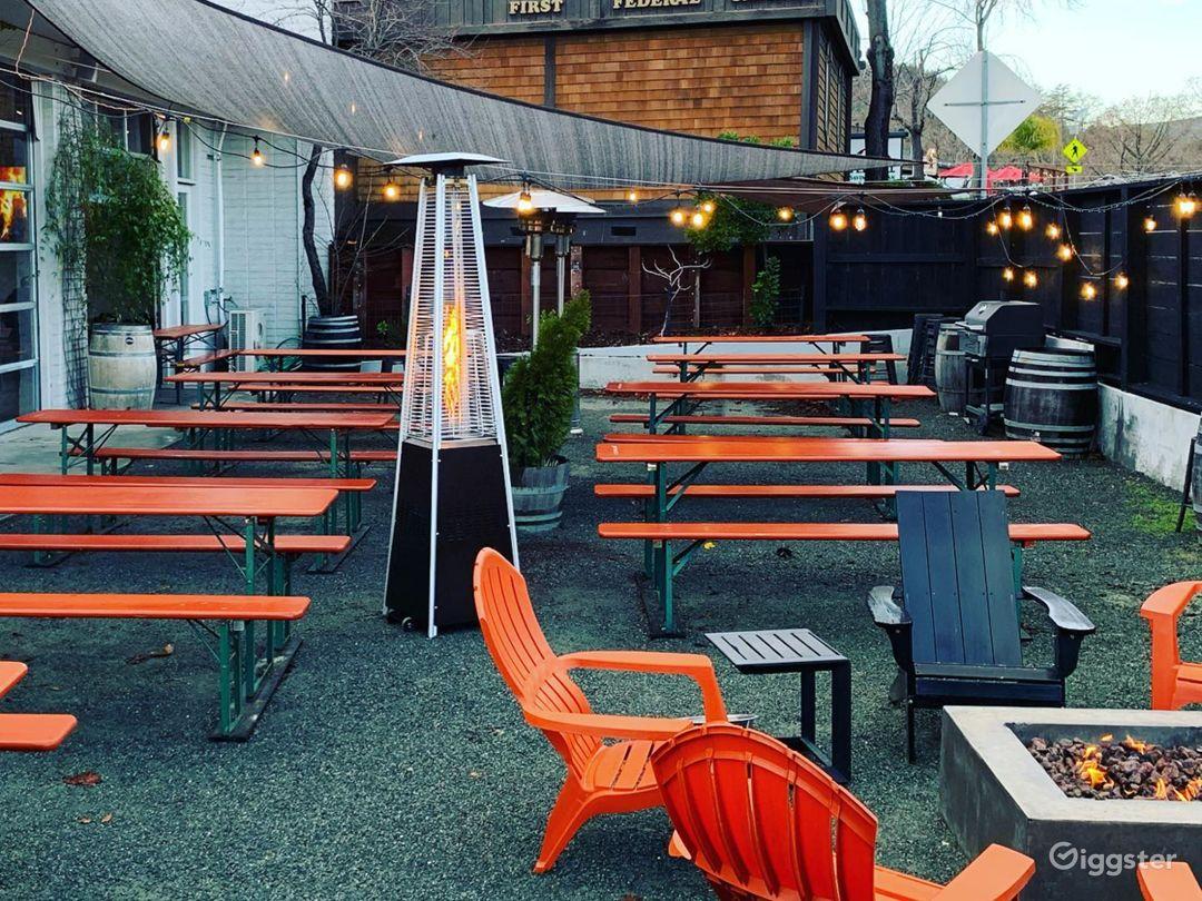 BBQ Smokehouse & Craft Beer Garden in Fairfax Photo 1